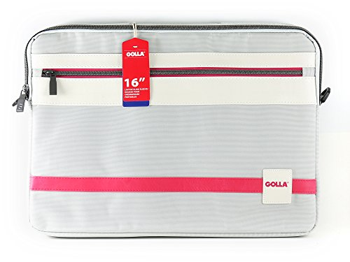 golla-16-inch-notebook-sling-sleeve-ciel-light-gray