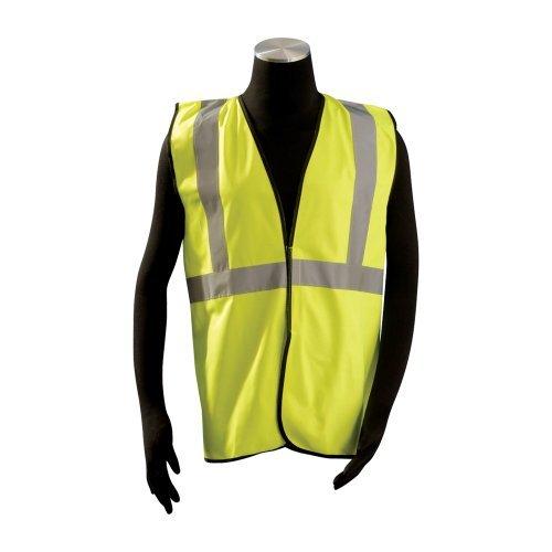 Occulux Economy Vest (Occunomix Occulux Economy Vest 2/3X Yellow by Occunomix)