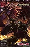 Starship Troopers Blaze of Glory 1 New York Comic-Con Cover (Markosia)