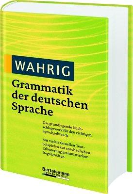Wahrig 4. Grammatik der deutschen Sprache.
