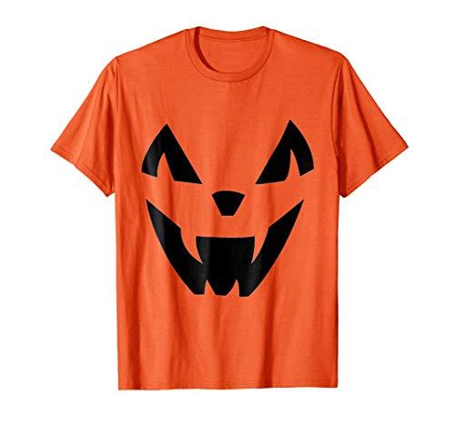 Disfraz de Halloween - Playera de Halloween, Pumpkin Shirt -