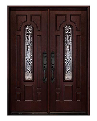 double front doors - 1