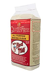 Bob's Red Mill Baking Flour, Gluten Free, 22 Ounce