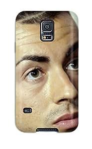 BFfLWRw251BJzkq Tpu Phone Case With Fashionable Look For Galaxy S5 - Hair Stephan El Shaarawy81