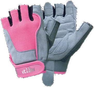 Vit.O.Best Guantes Pink Line Line M Rejilla Rosa Talla M 200 ...