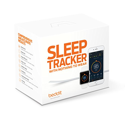 Beddit 3 Sleep Tracker, White, One Size