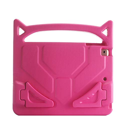 Vansee❤❤for iPad 6th Gen 9.7'' 2018/5th Gen 9.7'' 2017/Pro 9.7'' Stand Shell Cover Case (Pink)]()