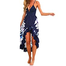 Aribelly Woman's Summer Boho Long Dress
