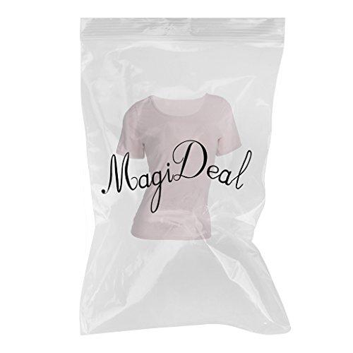 MagiDeal Camisetas de Mujeres Ocasionales Camiseta de Muchachas Tops Regalo de Cumpleaños Deportes rosado