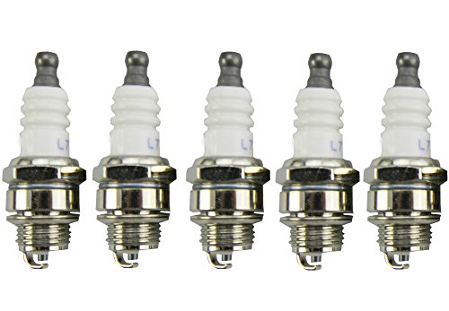 Chainsaw Plug - HIPA Pack of 5 Spark Plug for Stihl 017 018 021 023 025 MS170 MS180 MS210 MS230 MS250 Chainsaw