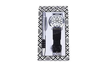 Lote de 20 Set de Reloj + Bolígrafo en Caja de Regalo - Detalles y Regalos Bodas Relojes para Hombres Baratos de Regalo, Cumpleaños, Fiestas: Amazon.es: ...