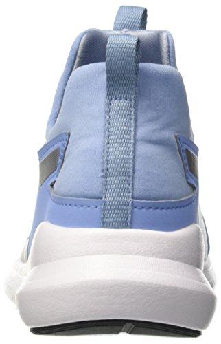 Basses Femme allure puma Sneakers Wns Rebel Bleu Silver Puma Mid 6wCSfxnq