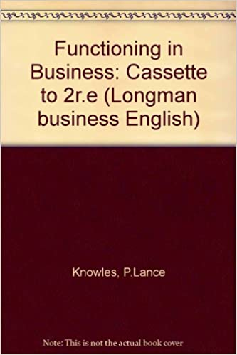 Audio business book english