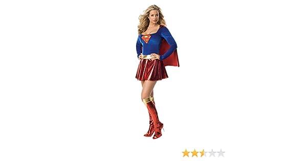 Super Woman Disfraz M 38/40 Super Héroes Carnaval Disfraz Para ...