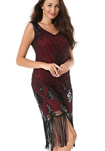 fringe dress size 16 - 8
