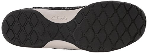 Clarks Vailee Vorst Fischer Sandale Zwart