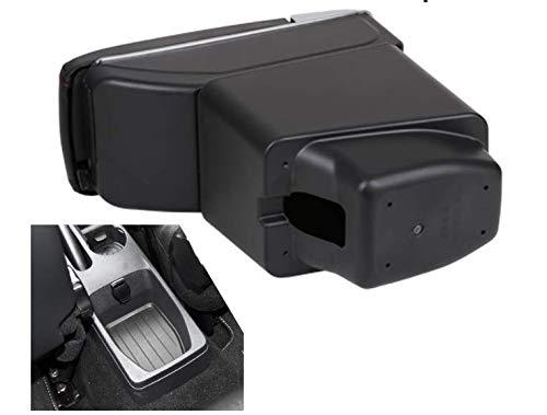 WANGKLEISCC F/ür Renault Captur II 2018 Armlehnenbox Universal Auto Mittelkonsole///Modifikation Zubeh/ör doppelt mit USB angehoben
