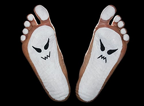 Home Comforts LAMINATED POSTER Painted Foot Feet Funny Fun S