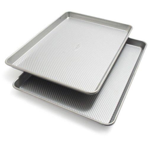 Sur La Table Cookware (Sur La Table Platinum Professional Half Sheet Pans 21320ST , 17.25