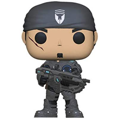 Funko Pop! Games: Gears of War - Marcus: Toys & Games