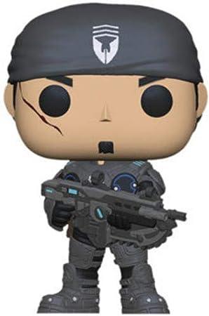 Funko- Pop Vinilo: Gears of War S3: Marcus Figura Coleccionable ...