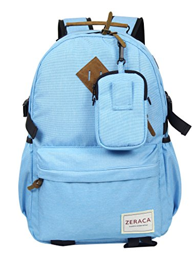 ZERACA Casual Backpack Fashion Lightweight product image