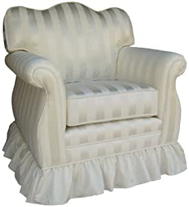 Angel Song Elegance Empire Adult Rocker Glider - Foam Filled