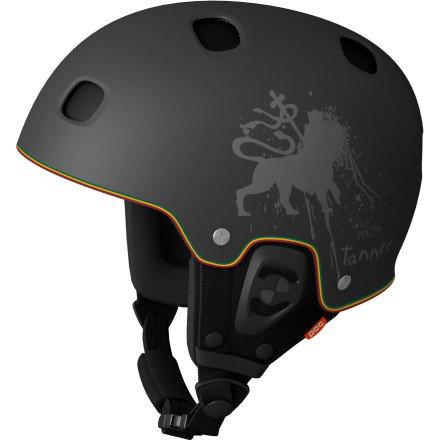 POC Receptor BUG Helmet Tanner Hall Edition 2011, S, Outdoor Stuffs