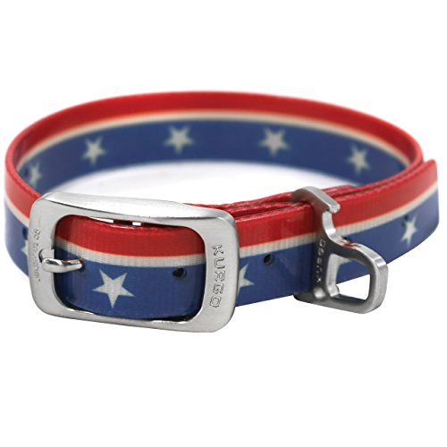 Kurgo Collar Rider Patriotic Waterproof