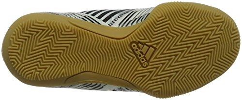 adidas Nemeziz Tango 17.3 In J, Zapatillas de Fútbol Sala Unisex Niños Varios colores (Ftwbla / Amasol / Negbas)