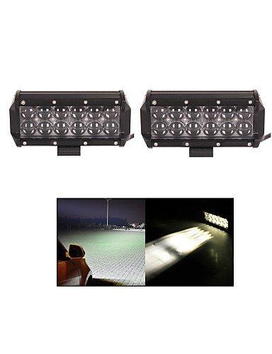 Alan 2 x 60w Osram v 12 LED, 24 V, atv Protector-Protector para el ...