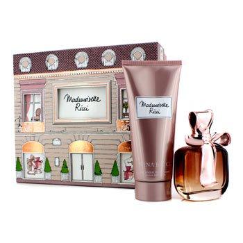 Nina Ricci Mademoiselle Ricci Coffret: Eau De Parfum Spray 80ml/2.7oz + Body Lotion 200ml/6.8oz - 2pcs