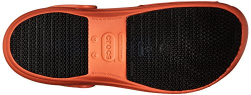 orange Batali Naranja Adulto Zuecos Bistro Unisex Crocs Edition 6wqS70H