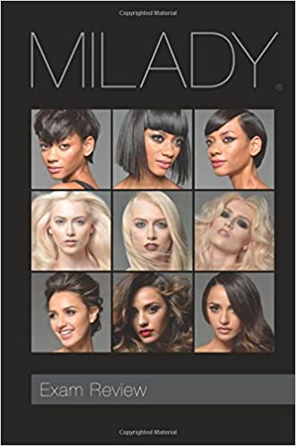 Amazon exam review milady standard cosmetology 2016 milday exam review milady standard cosmetology 2016 milday standard cosmetology exam review csm edition fandeluxe Choice Image