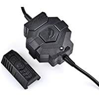 LOOGU Tactical ZTAC style wireless ptt ploy