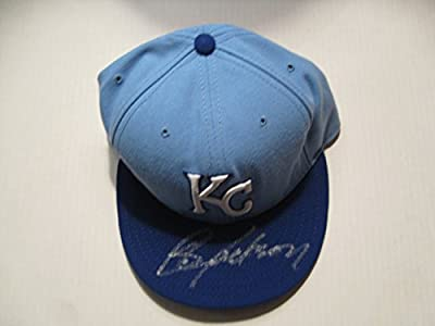 Bo Jackson autographed/Signed Kansas City Royals Hat COA