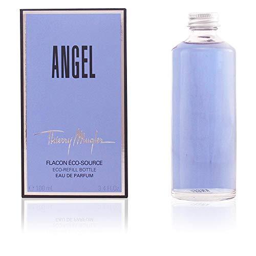 Thierry Mugler Angel Eau De Parfum Splash Eco-refill Bottle 3.4 Ounce for Women, 3.4 Fluid Ounce/ 100 ml, Multi