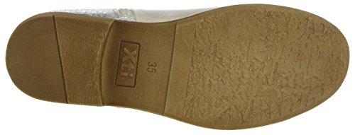 XTI Damen Ladies Ankle Boots Bootsschuhe, Grau (Ice), 35 EU