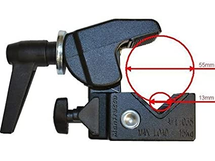Import Allemagne Manfrotto Super Clamp Pince universelle