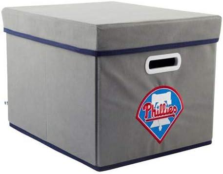 Philadelphia Phillies Fabric Storage Box with Lid