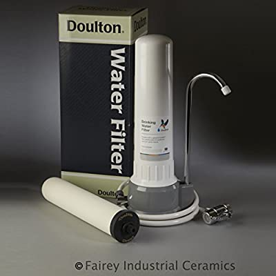 DOULTON-W9331032 UltraCarb HCPS Countertop Filter System