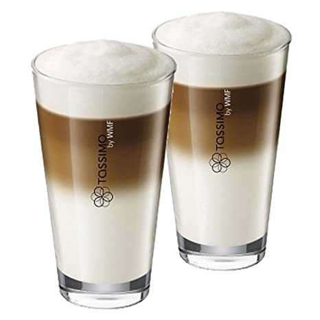 Amazon.com: WMF 0943229990 Tassimo Latte Macchiato Set: Home ...