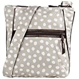 Thirty-One Organizing Shoulder Bag Lotsa Dots