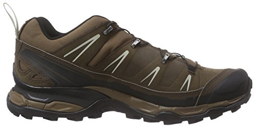 Salomon X Ultra LTR - zapatillas de trekking y senderismo Unisex adulto Gris (Burro/Absolute Brown-X/Beach)