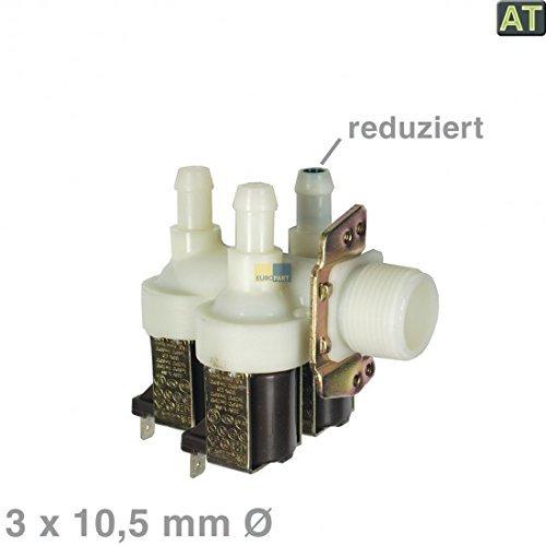 Magnetventil Ventil für Waschmaschine Miele Novotronic