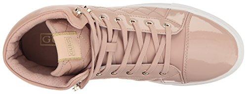 Guess Women's Janis4 Sneaker, Pink, 8.5 B(M) US