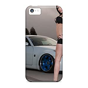 Fashionable Style Case Cover Skin For Iphone 5c- Nissan
