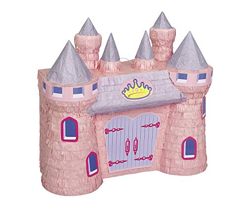 Princess Castle Pinata - http://coolthings.us