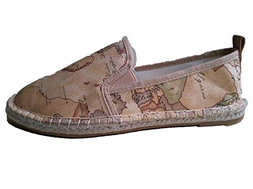 Alviero Sneaker Ted1q350 Mm11797 Geo Donna Martini Beige HOzvHU