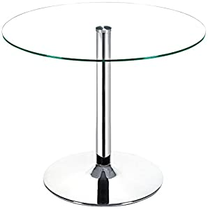 Zuo Modern Galaxy Dining Table Chrome